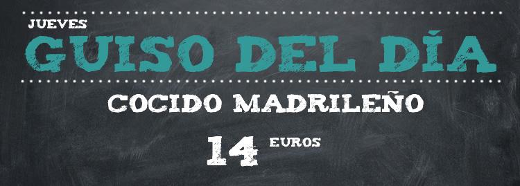 guiso del dia jueves 1 - Cocido Madrileño en Aranjuez, ¿que saber?