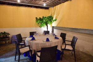 Terraza Exterior del restaurante El Tomate de Aranjuez, Ampliación
